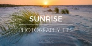 5 Sunrise Photography Tips