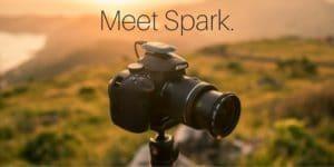 Meet Spark Camera Remote
